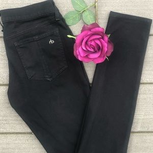 rag & bone/JEAN Black Legging Size 25